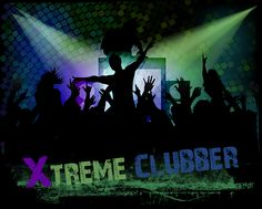 Extreme Clubber (Version 06) 2014 Collection  -  © stampfactor.com