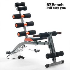 6XBENCH WORKOUT BENCH workout bench exercise your arms, upper muscles and back http://cgi.ebay.co.uk/ws/eBayISAPI.dll?ViewItem&item=262633559381