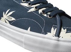 Anthony Van Engelen's new signature shoe: Vans AV Classic / Palm Leaf