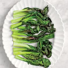 Miso Braised Mustard Greens Recipe