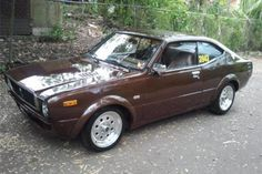 1978Toyota Sr5 Toyota Cars, Toyota 4runner, Toyota Corolla, Corolla Ke30, Rolls Royce Cars, Best Muscle Cars, Japanese Cars, Jdm Cars, Car Show
