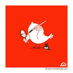Angry bird - Happy drawings :)