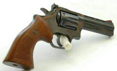 Dan Wesson 15-2 .357 magnum revolver