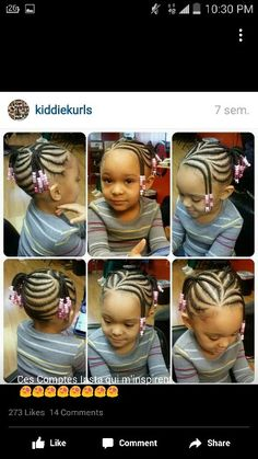 That is a pretty hair style for kids i love that hair style ❤