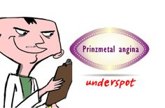 Prinzmetal angina a medical condition related to people with abnormal arterial endothelium where arteries lose the possibility to relax as a reaction to NO