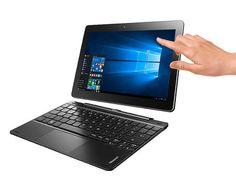 Das Lenovo MIIX 300-10IBY ist ausgestattet mit einem Gesamtgewicht von 610 g. Als besonders mobil kann das Lenovo MIIX 300-10IBY mit dem 10,1 Zoll (25,6 cm)-IPS-Display gelten. Nahezu alle Apps haben hier ausreichend Platz. Dieses Tablet ist mit einem 10,1 Zoll (25,6 cm)-IPS-Display ideal für bequemes Arbeiten daheim.  #productsyouwant #Lenovo #refurbished