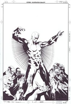 Inhumans Issue 3 Cover by Jae Lee, in Malvin V's Marvel Original Art Pages Comic Art Gallery Room Comic Book Artists, Comic Books Art, Comic Art, Black And White Comics, Black And White Drawing, Fantastic Four, Stan Lee, Marvel Comics, Marvel Heroes