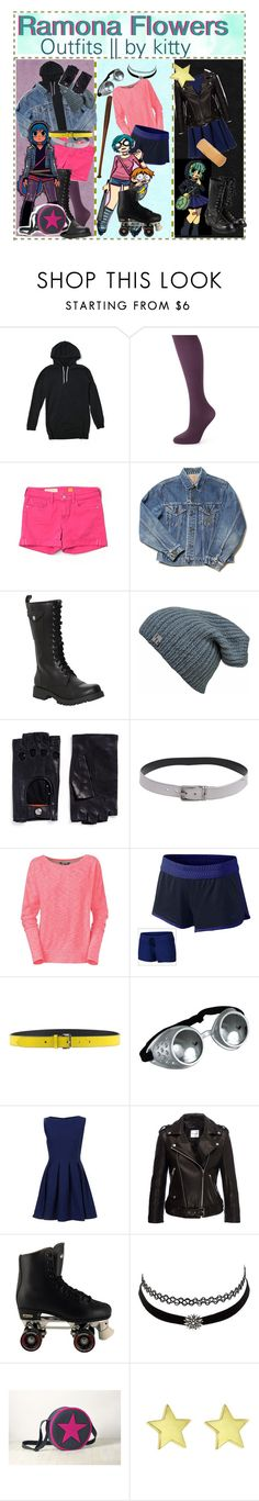 """♡Ramona Flowers outfits 