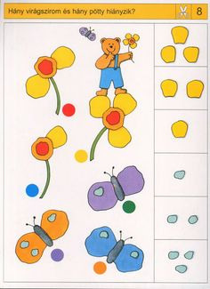 * Tellen! Preschool Math, Preschool Worksheets, Kindergarten, Reggio Emilia, Picture Comprehension, Sequencing Cards, Literacy Skills, Brain Activities, Early Education