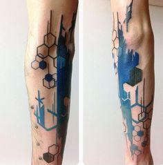 Tatuagem no Antebraço Tattoo (136)