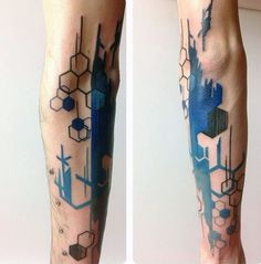 Men Forearm Tattoos