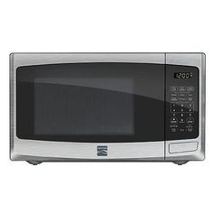 Liances Microwave Oven Kenmore Stainless Steel 0 9 Cu Ft Countertop Kitchen Liance