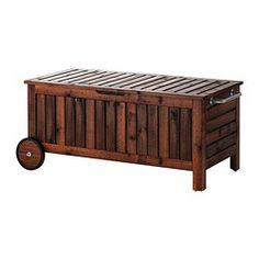 Utomhusförvaring och möbelskydd för utemöblerna - IKEA.se