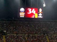 CK FutbalTour.sk na zápase Serie A AC - Juventus #juventus #football #futbaltour