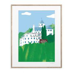 Chateau Marmont by Why LA? Pourquoi Paris?