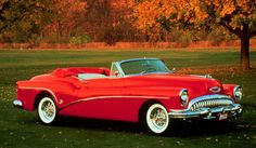 1953 Buick Skylark@SUNTRUP BUICK GMC 4200 N SERVICE ROAD ST PETERS, MO 63376 (636)939-0800 WWW.SUNTRUPBUICKGMC.COM - RACHEL WILCOX
