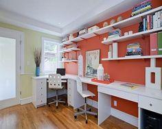 Home Office In Living Room Ideas  ansteknet