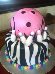 bowling birthday paty for girl - Google Search
