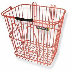 Amazon.com: Basil Memories Bottle Basket - Salmon Orange: Sports & Outdoors