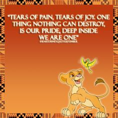 Disney's 'The Lion King 2: Simba's Pride' song We Are One - THIS. I need to make this into a shirt. sumhow....