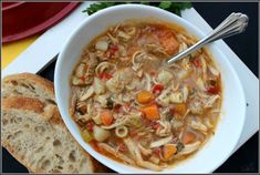 10+ BEST Clean Eating Soups, Chili & Stews