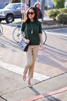 Leather pants – Vince thanks to HauteLook(here) Turtleneck – Zara Top –…