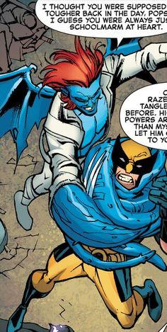 Raze ¤° Wolverines son...