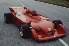 1978 Alfa Romeo 177-001 Test Car