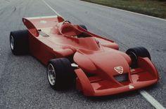 1978 Alfa Romeo 177-001 Test Car