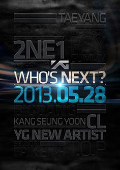 YG Entertainment fotos misteriosas : __ Generacion Kpop Radio __