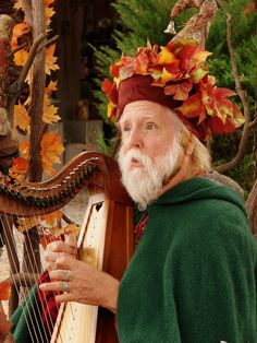 Magical Minstrel - Carolina Renaissance Fair