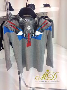 Welcome to MD Kids Clothing. A children's designer clothing boutique based in Warrington, United Kingdom. Designer Kids Clothes, Hoodies, Sweatshirts, Boutique Clothing, Kids Outfits, Seasons, Children, Sweaters, T Shirt