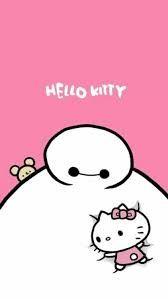 Baymax x Hello Kitty wallpaper iPhone X Wallpaper 297096906665413355 Sanrio Wallpaper, Hello Kitty Wallpaper, Wallpaper Iphone Disney, Iphone Wallpapers, Disney Background, Cartoon Background, Doraemon Wallpapers, Cute Cartoon Wallpapers, Rilakuma Wallpapers
