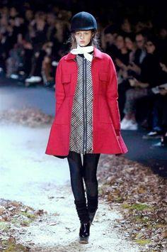 Paris Fashion Week FW 2015-2016 Moncler GR #Paris #catwalk #silkgiftmilan #fashion