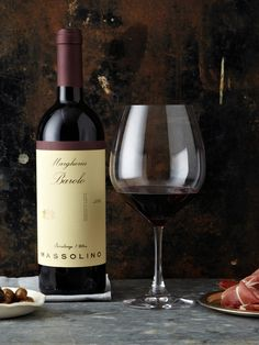 Margheria Barolo 2006 (94 points), Massolino-Vigna Rionda - a beautiful wine and a beautiful picture.