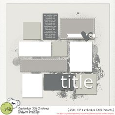 Check out our new blog!  QualityScrapbooking Tutorials  hand selected tutorials for digital, paper and hybrid scrapbooking       Template...