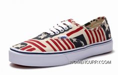 Find Vans Authentic United States Flag Womens Shoes New online or in Footlocker. Shop Top Brands and the latest styles Vans Authentic United States Flag Womens Shoes New at Footlocker. Discount Jordans, Discount Sneakers, Puma Shoes Online, Jordan Shoes Online, Mens Shoes Online, Sandals Online, Women's Shoes, Vans Authentic