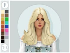 Sims 4 Mods Clothes, Sims 4 Clothing, Sims Mods, The Sims 4 Cabelos, Muebles Sims 4 Cc, Sims4 Clothes, Play Sims, Sims 4 Mm Cc, Sims Hair