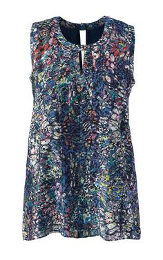 What a gorgeous mix of colors- this would create many a lovely outfit.  Love CAbi!!!!