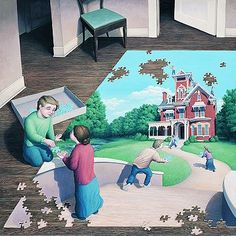 """Unfinished Puzzle"""