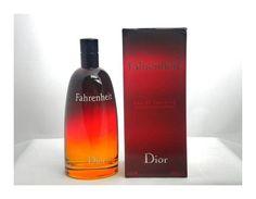 Fahrenheit by Christian Dior Damaged Box Eau De Toilette 6.8 oz Spray For Men #beauty #dior