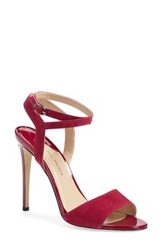 Paul Andrew Laura Ankle Strap Sandal (Women) Only $795.00   On Sale Now