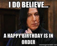 7372e0c9de7e3c486141028f7c9af348 harry potter birthday meme birthday memes happy birthday harry!!! i know it's like 15 minutes until auguat