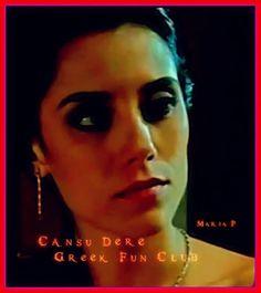 Portraits of #CansuDere  #Ezel  2009-2011 #Eyşan  1.Bölüm