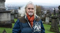 Not dead yet: Billy Connolly has had to give up playing the banjo due to Parkinson's Disease, but has been given the all-clear on the cancer with which he was diagnosed in 2013.