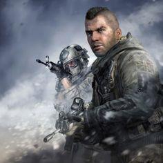 Soldiers Of Modern Warfare