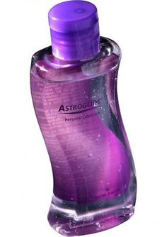 Astrolide water based personal lubricant