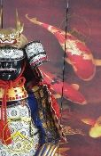 Daimyo Takeda Shingen Armor, Tiger of Kai, Daimyo armour, Taisho, Gashira, Kachi, Sengoku samurai armor, samurai armour