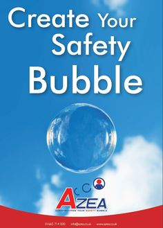 Download Behavioural Safety Training information and guides | Azea Behavioural Safety Training | Reducing Accidents in the Workplace - http://www.azea.co.uk/images/Safety%20Bubble%20Campaign%20Outline.pdf