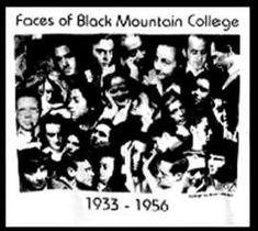 black mountain college - faces